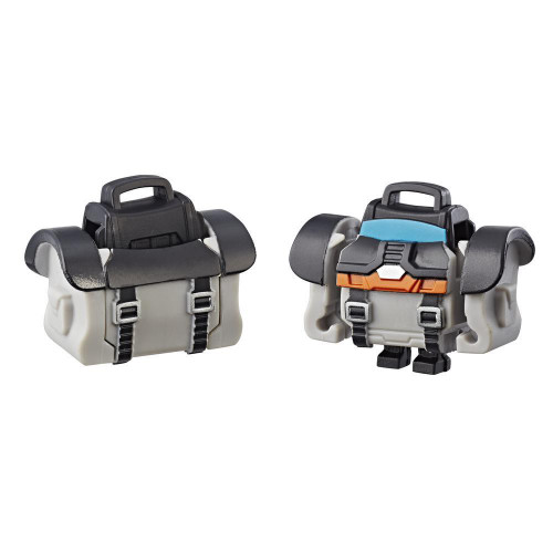 Transformers BotBots Series 1 Totes Magotes 1/24 Mystery Minifigure [Backpack Bunch Loose]