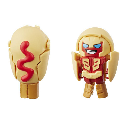 Transformers BotBots Series 1 S'up Dawg 1/24 Mystery Minifigure [Greaser Gang Loose]