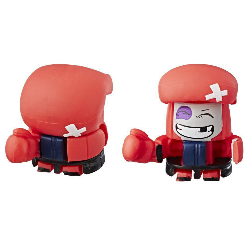 Transformers BotBots Series 1 Kidd Klobber 1/24 Mystery Minifigure [Jock Squad Loose]