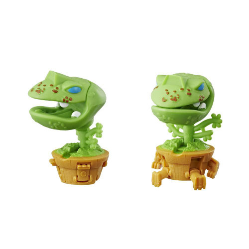 Transformers BotBots Series 1 Venus Frogtrap 1/24 Mystery Minifigure [Shed Heads Loose]