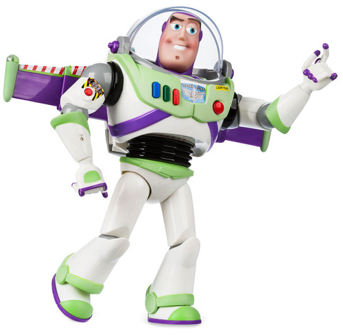 Disney Toy Story Buzz Lightyear Exclusive Talking Action Figure [Special Edition]