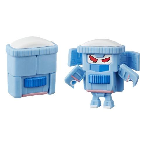 Transformers BotBots Series 1 Nobeeoh 1/24 Mystery Minifigure [Toilet Troop Loose]