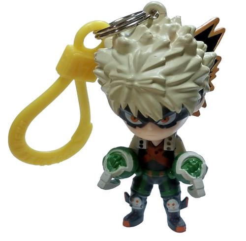 My Hero Academia Backpack Clips Katsuki Bakugo Minifigure [Loose]