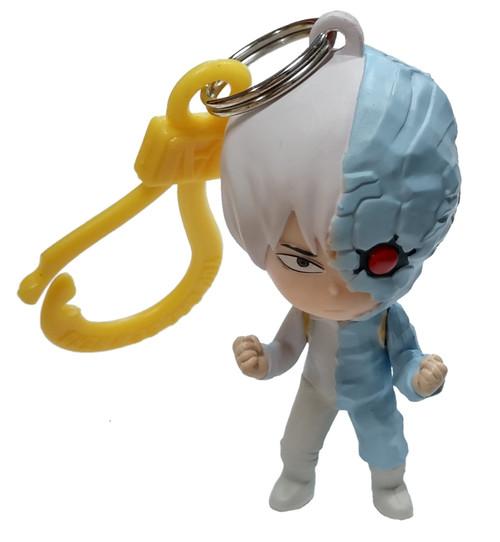 My Hero Academia Backpack Clips Shoto Todoroki Minifigure [Loose]