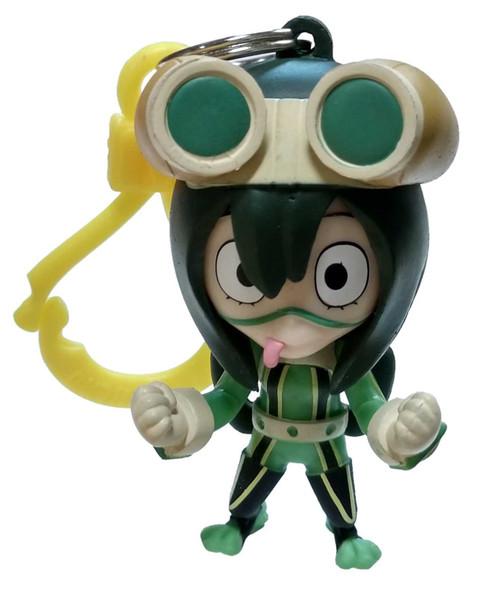 My Hero Academia Backpack Clips Tsuyu Asui Minifigure [Loose]
