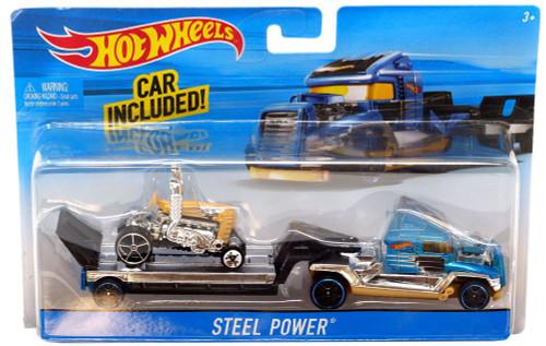 Hot Wheels Steel Power Diecast Car