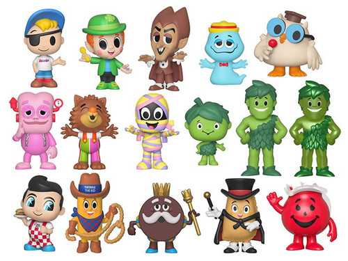 Funko Mystery Minis Ad Icons Exclusive Mystery Pack [Specialty Series]