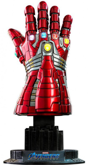 Marvel Avengers Endgame Nano Gauntlet Quarter Scale Light-Up Replica [Hulk Version]