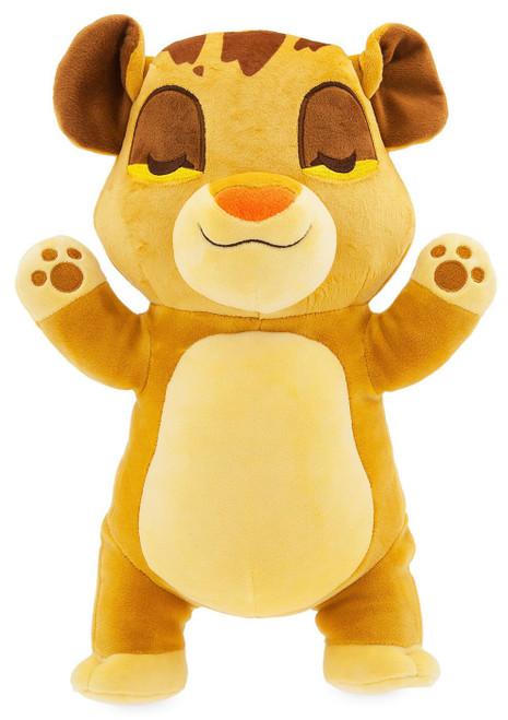 Disney The Lion King Cuddleez Simba Exclusive 14-Inch Plush