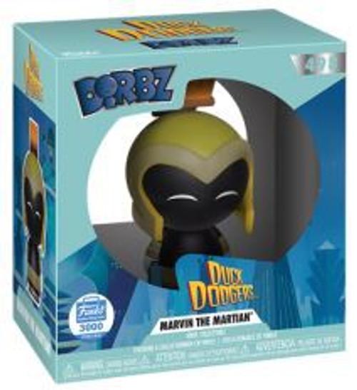 Funko Looney Tunes Duck Dodgers Dorbz Marvin the Martian Vinyl Figure