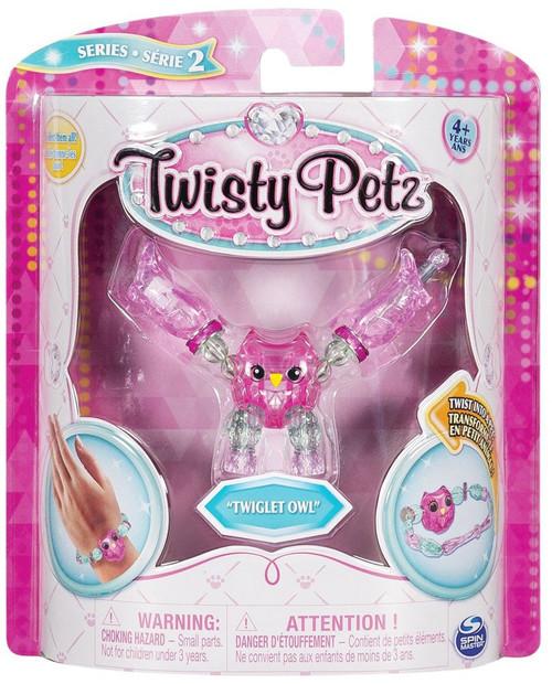 Twisty Petz Series 2 Twiglet Owl Bracelet