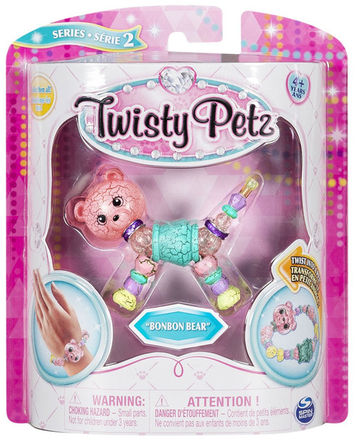 Twisty Petz Series 2 Bonbon Bear Bracelet