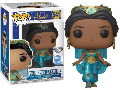 Aladdin Funko POP! Disney Princess Jasmine Exclusive Vinyl Figure #541
