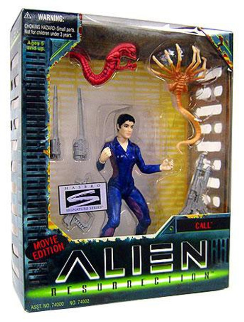 Alien Resurrection Signature Series Call Action FIgure