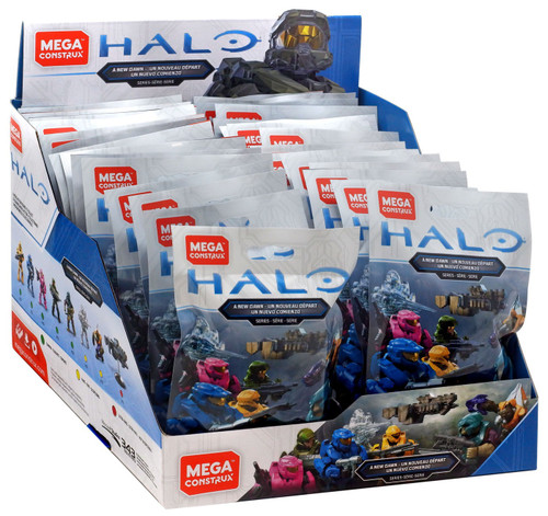 Halo A New Dawn Mystery Box [32 Packs]