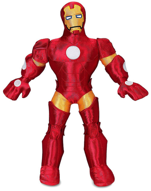 Disney Marvel Iron Man Exclusive 14-Inch Plush Doll
