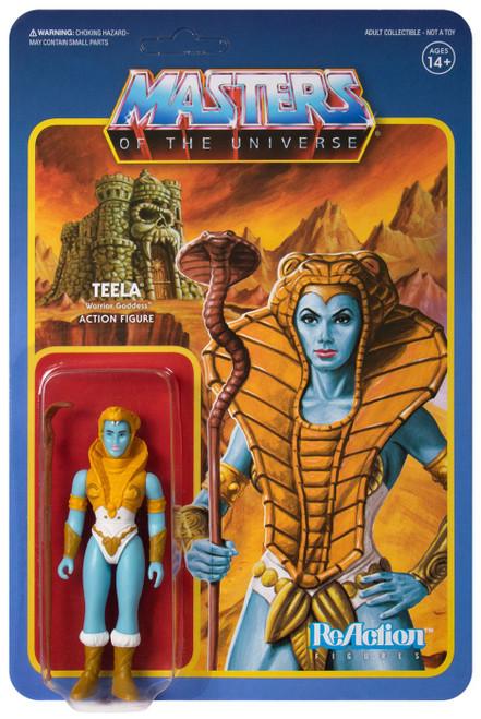 ReAction Masters of the Universe Teela Action Figure [Shiva]