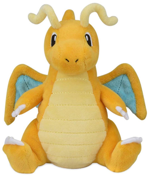 Pokemon Sitting Cuties Dragonite Exclusive 6.5-Inch Plush