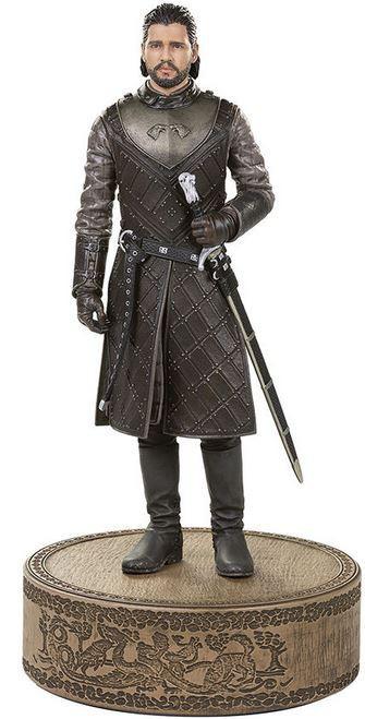 Game of Thrones Jon Snow 8-Inch PVC Statue Figure