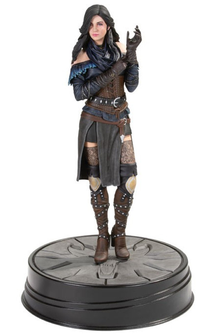 The Witcher 3: Wild Hunt Yennefer 7.8-Inch PVC Statue Figure [Series 2]