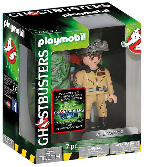 Playmobil Ghostbusters 35th Anniversary Ray Stantz Set