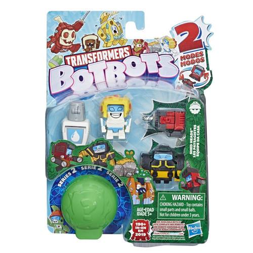 Transformers BotBots Series 2 Shed Heads Mini Figure 5-Pack [RANDOM Figures!]