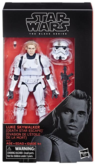 Star Wars A New Hope Black Series Luke Skywalker Exclusive Action Figure [Death Star Escape]