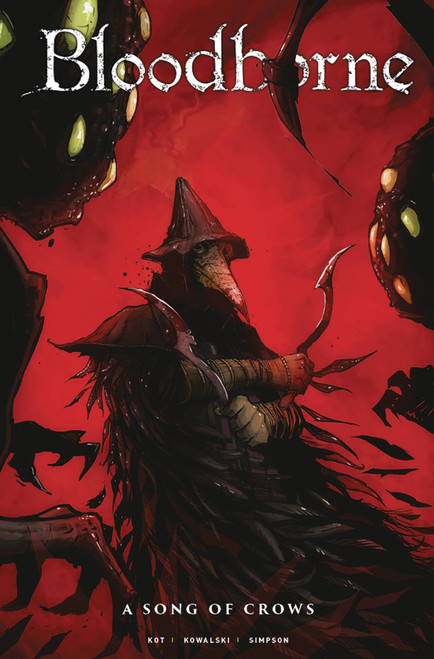 Titan Comics Bloodborne #12 A Song of Crows Comic Book