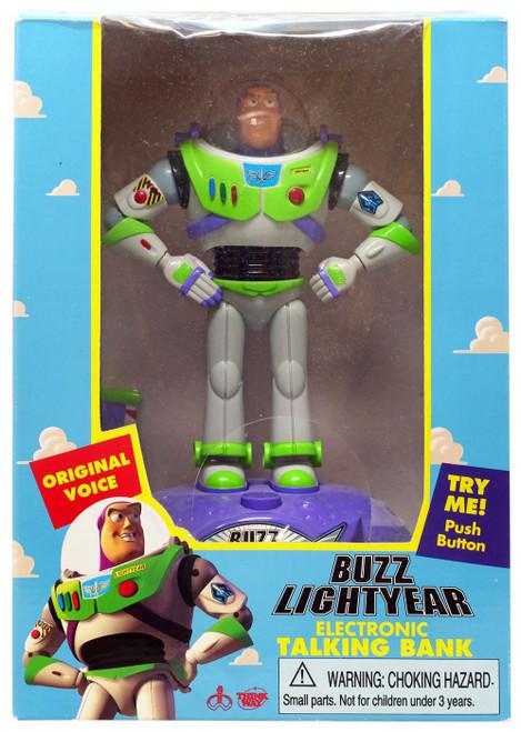 Disney / Pixar Toy Story Buzz Lightyear Electronic Talking Bank