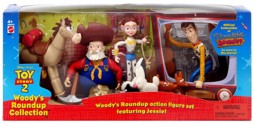 Disney / Pixar Toy Story 2 Woody's Roundup Collection