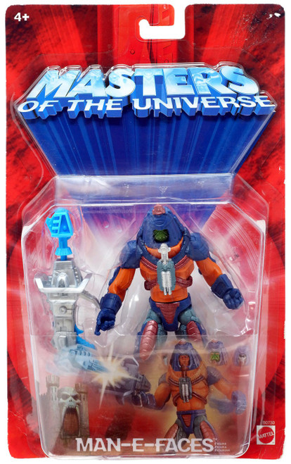Masters of the Universe Man-E-Faces Action Figure