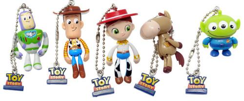 Toy Story Gashapon Set of 5 Swinging Figures