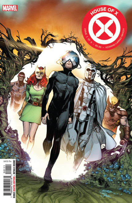 Marvel Comics House of X #1 Comic Book