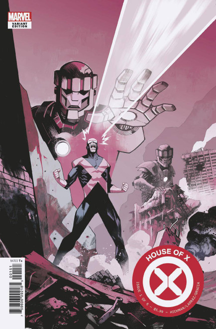 Marvel Comics House of X #1 Comic Book [Mike Huddleston Variant Cover]