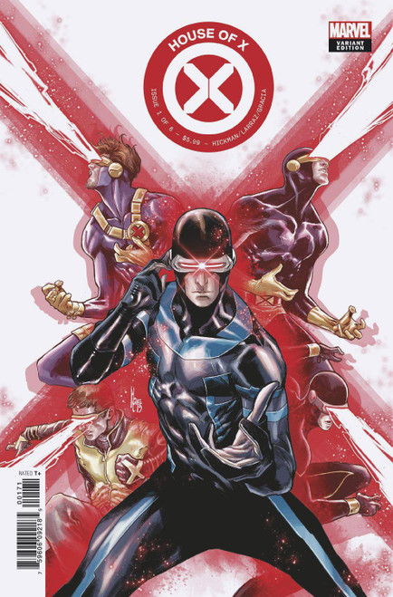 Marvel Comics House of X #1 Comic Book [Pepe Larraz Variant Cover]