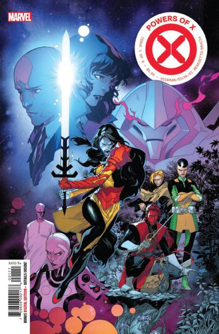 Marvel Comics Powers of X #1 Comic Book