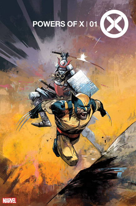 Marvel Comics Powers of X #1 Comic Book [Mike Huddleston Variant Cover]