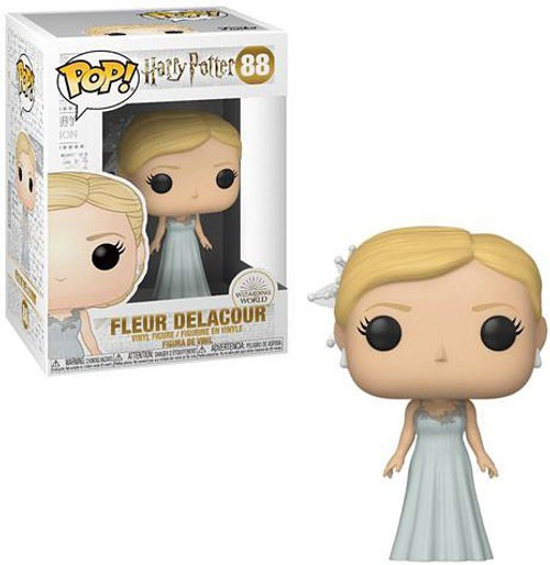 Funko Harry Potter POP! Movies Fleur Delacour Vinyl Figure #88 [Yule Ball Dress]