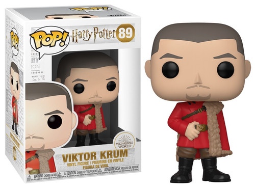Funko Harry Potter POP! Movies Viktor Krum Vinyl Figure [Yule Ball Outfit]