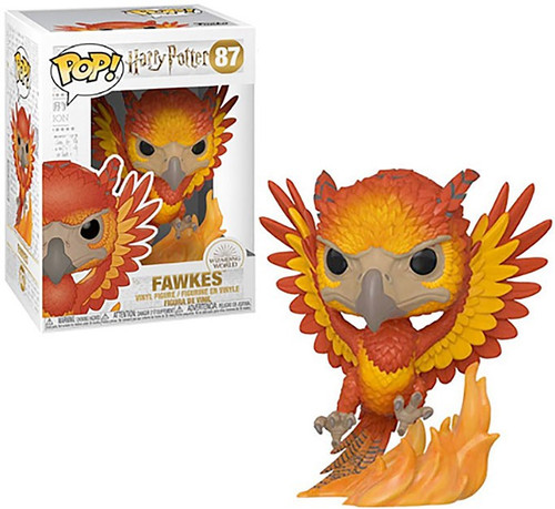 Funko Harry Potter POP! Movies Fawkes Vinyl Figure #87