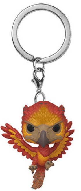 Funko Harry Potter POP! Movies Fawkes Keychain