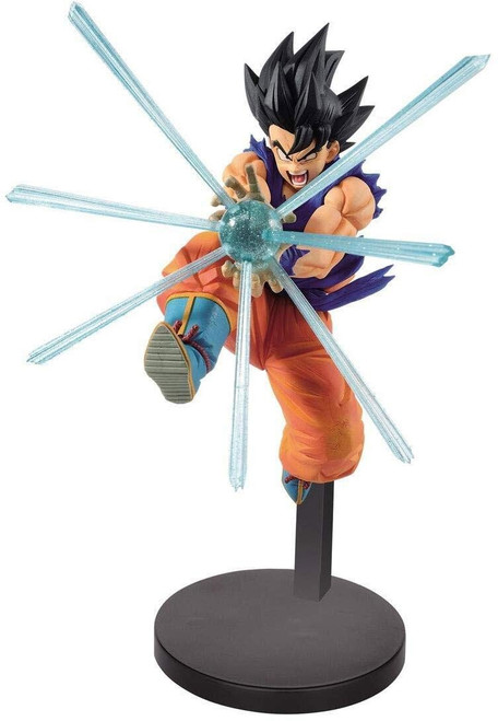 Dragon Ball Z G x Materia Goku 5.9-Inch Collectible PVC Figure