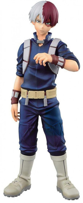 My Hero Academia Age of Heroes Shoto Todoroki 6.5-Inch Collectible PVC Figure Vol.4