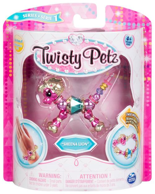 Twisty Petz Sheena Lion Bracelet