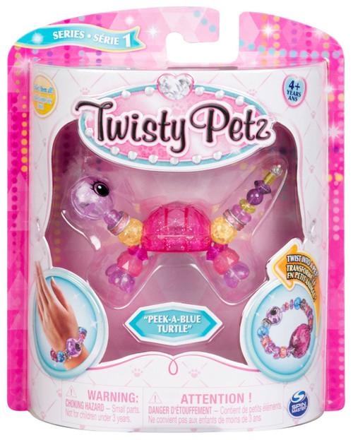 Twisty Petz Peek-a-Blue Turtle Bracelet