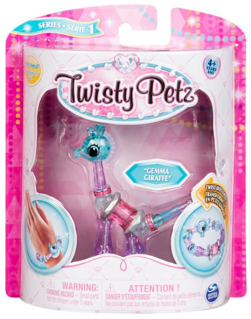 Twisty Petz Gemma Giraffe Bracelet