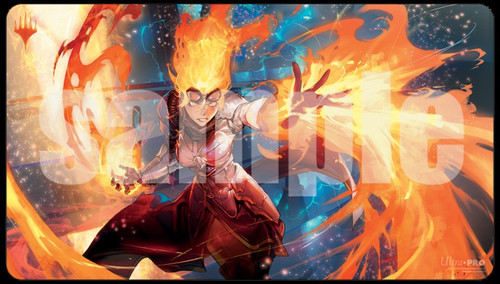 Ultra Pro MtG War of the Spark Chandra Playmat [Alternate Art]
