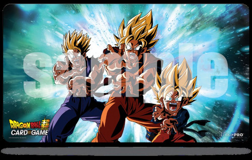 Ultra Pro Dragon Ball Super Version 3 Playmat With Tube
