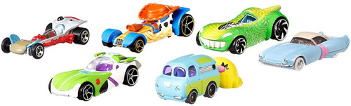 Hot Wheels Toy Story 4 Die-Cast Car 6-Pack