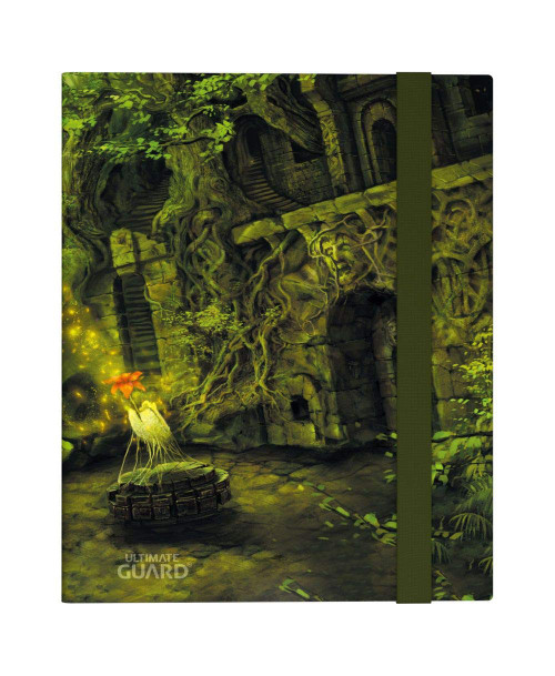 Ultimate Guard Lands Edition II Forest 9-Pocket Flexxfolio